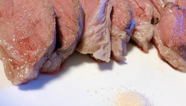 ダイエット中のラム肉の低温調理!