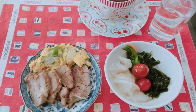 豚のヒレ肉を使ったダイエットメニュー!
