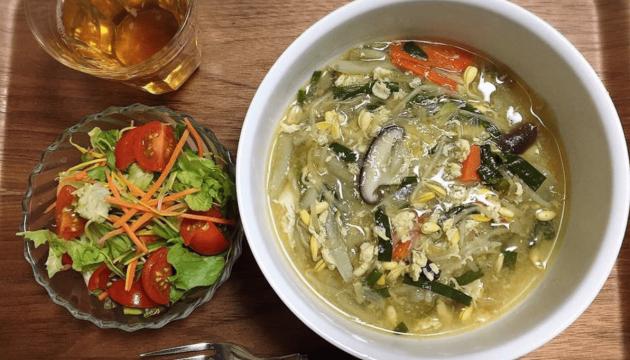 具沢山スープはダイエットにオススメです!