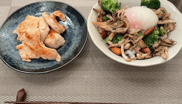 最近の僕の食事!