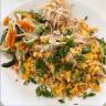 食物繊維の多い玄米